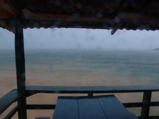 Parece um mar